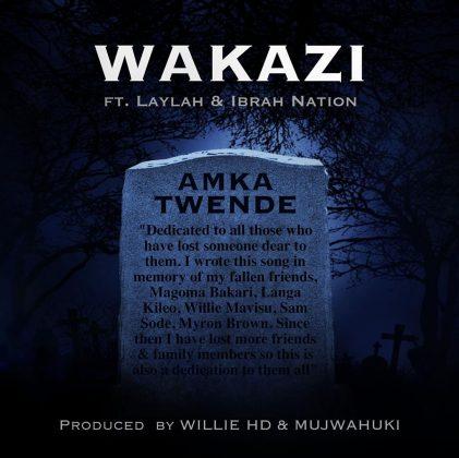 Download Audio | Wakazi Ft Laylah & Ibrahnation – Amka Twende