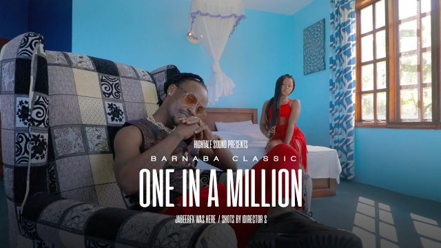 Download new Video by Barnaba Classic – One in a Million