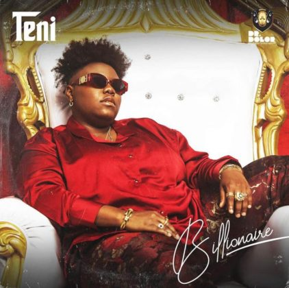 Download Audio by Teni – Super Woman